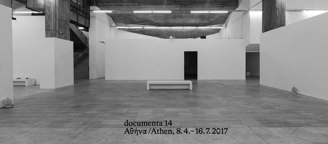 documenta 14 στο Ωδείο Αθηνών