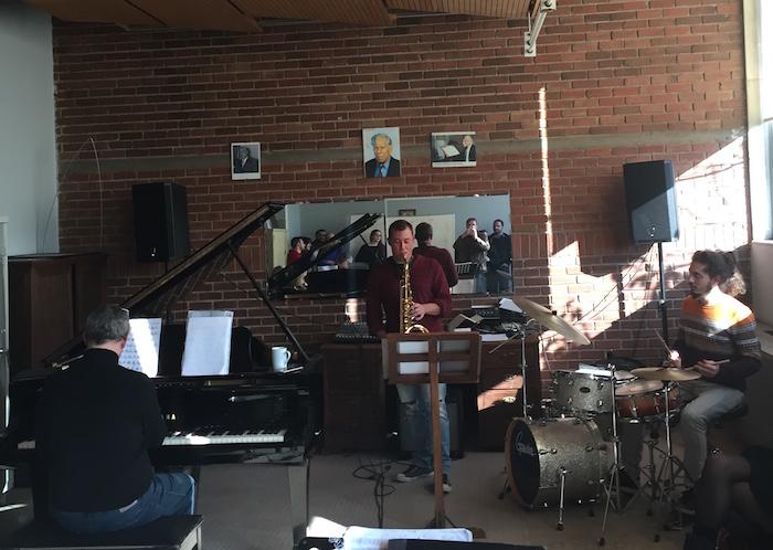 Σχολη Jazz Ωδειου Αθηνων