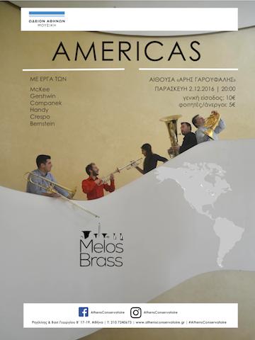 Americas Melos Brass