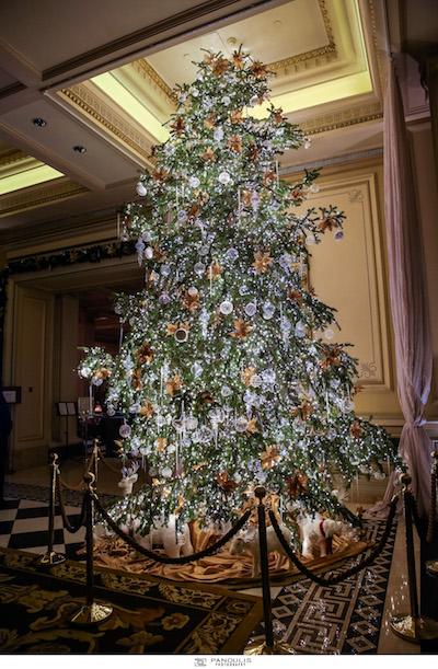 Χριστουγεννιατικο δεντρο Μεγαλης Βρεταννιας